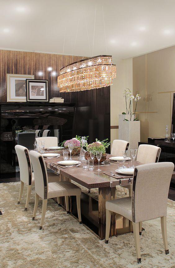 Big Dinner table