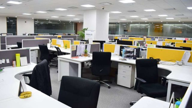 Office Interior – Attracts Staff & Clients