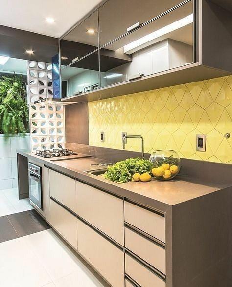 Modern Light Kitchen interior